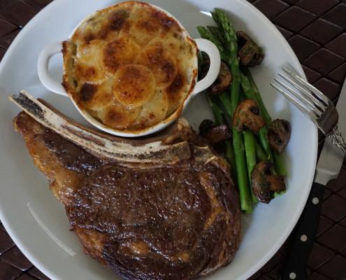 Passionate 2 Cook | Sample Menu | Beef