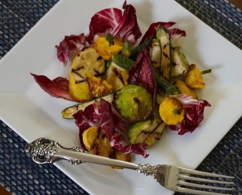 Passionate 2 Cook | Sample Menu | Salad