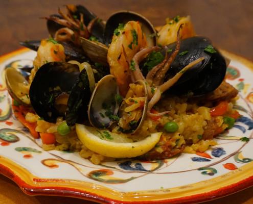 Passionate 2 Cook | Sample Menu | Seafood