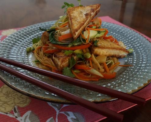 Passionate 2 Cook | Sample Menu | Vegetarian