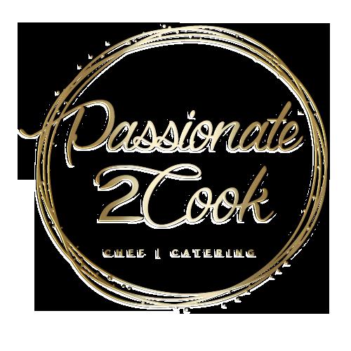 Passionate 2 Cook Logo